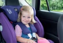 Детское автомобильное кресло как элемент пассивной безопасности