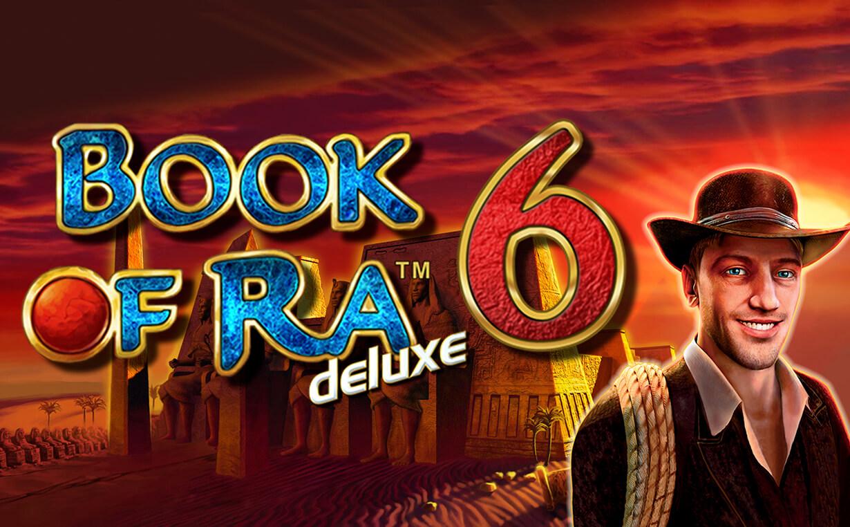 Игровой автомат Book Of Ra Deluxe (Книжки Делюкс)